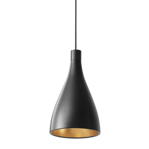 pablo swell single suspension lamp narrow