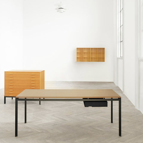 carl hansen pk52 professor desk