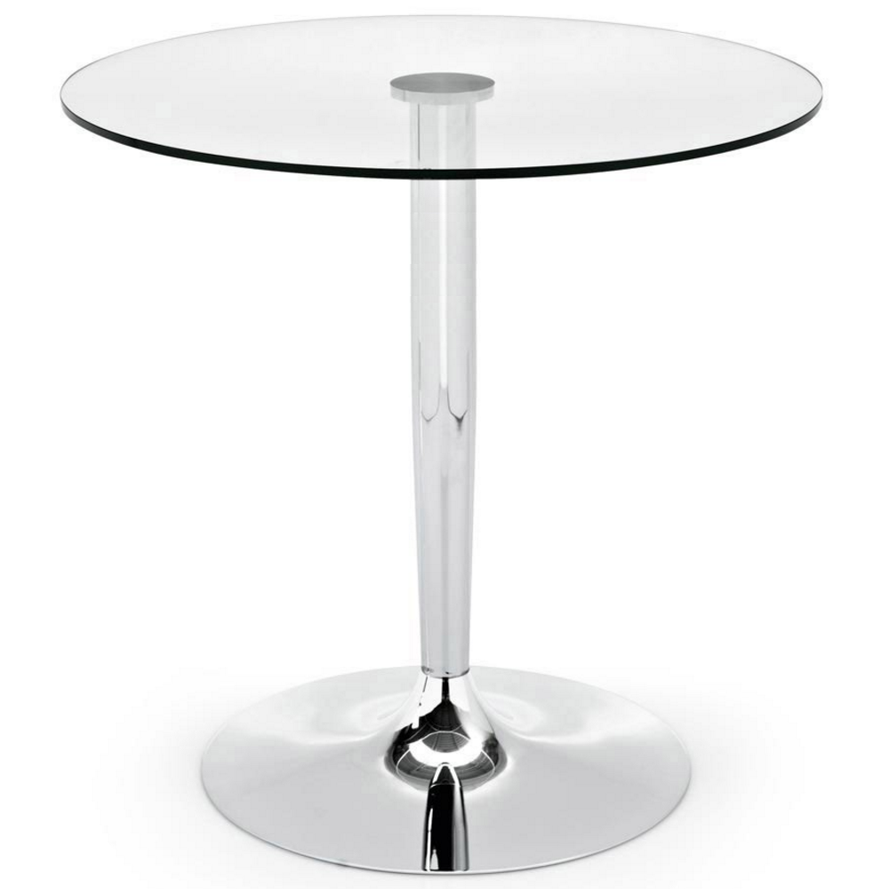 Glass Planet Bar Table Modern Dining Furniture