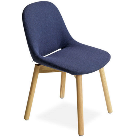 artifort beso wood 4 leg side chair