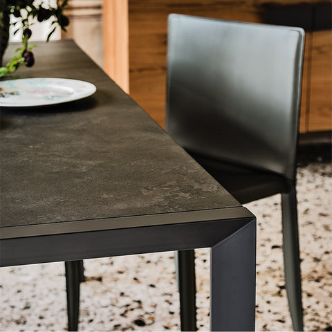 cattelan pedro drive extendable dining table