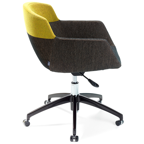artifort mood active 5 star base chair