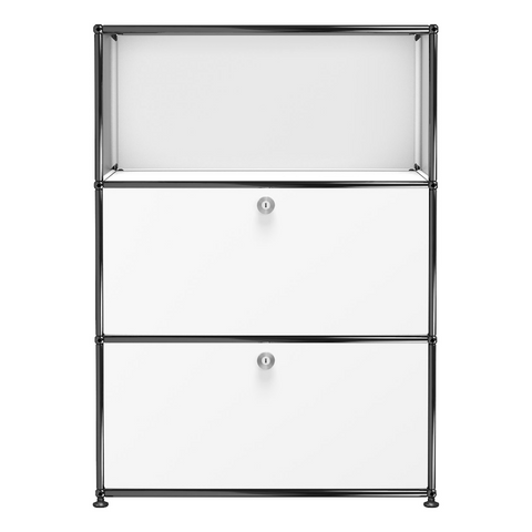 usm haller storage g1a in pure white