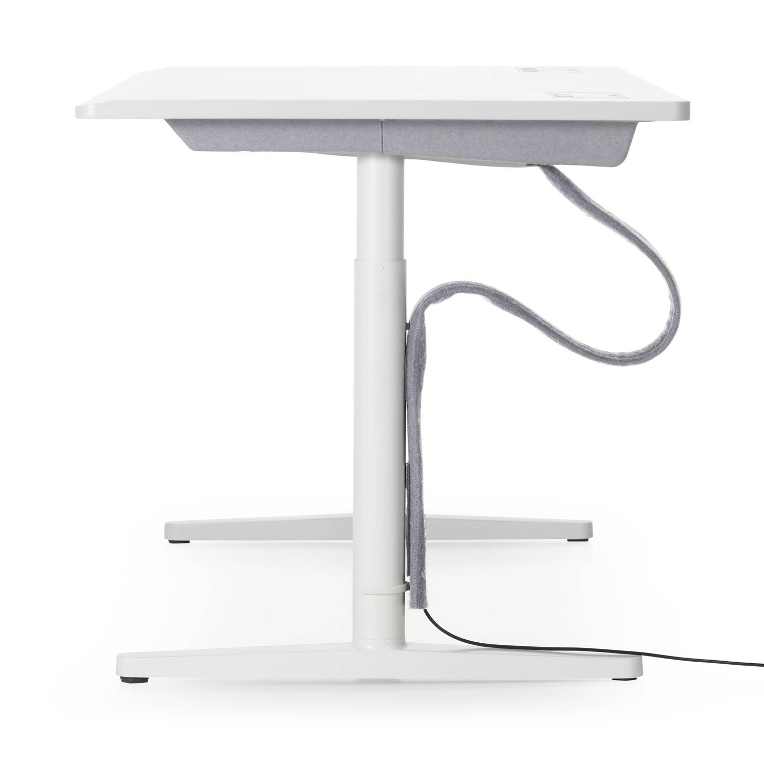 Vitra Tyde Height Adjustable Desk Fl Contemporary Office