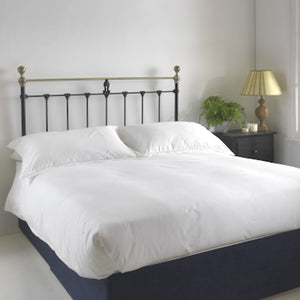 130 Thread Count Cotton Blend Flat Sheet