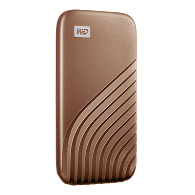 WD - My Passport SSD Rose Gold כונן SSD חיצוני
