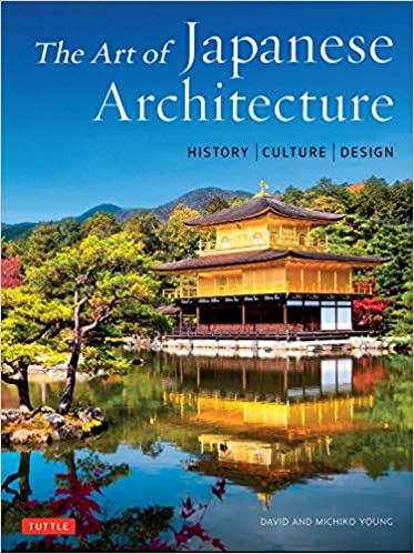The Art of Japanese Architecture: History