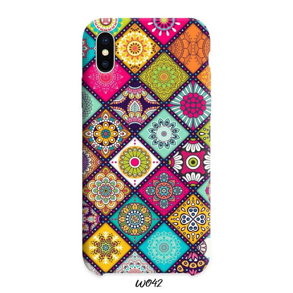 Mandela colorful case