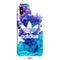 blue purple smoke Adidas case