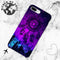 purple dream catcher case