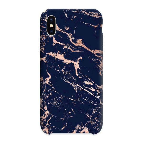 Black and Pink Marble case