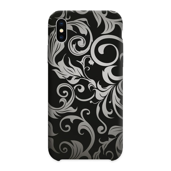 Black and Gray  Pattern case