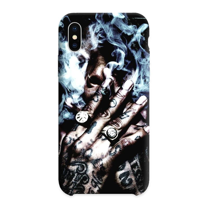 Skull Smoking case