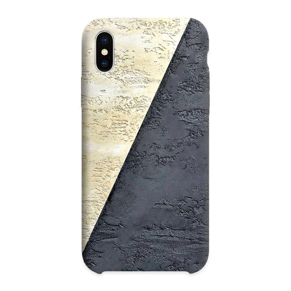 Black and Gold Marble case