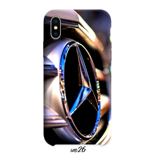 Mercedes Logo case