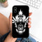 Marijuana Skull Black case