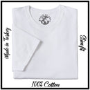 Compass White T Shirt