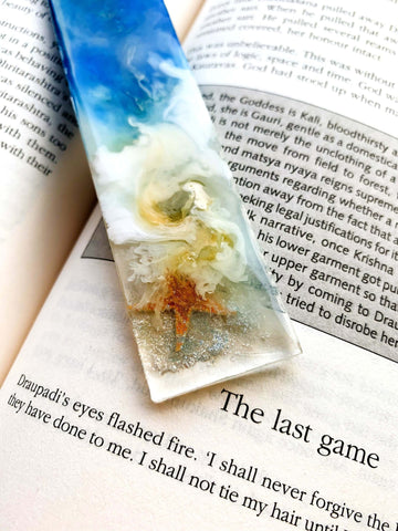 Bookmark, Bookmark personalized, Teacher gifts, Teaching Assistant gift, resin bookmark, personalized bookmark, unusual bookmark UK, bookmark gift, resin bookmark