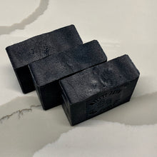 Load image into Gallery viewer, Black colored soap