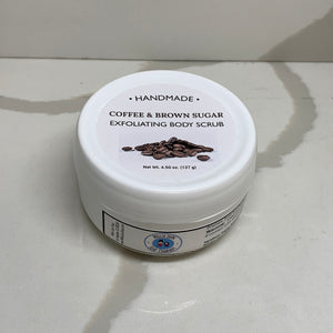 Foaming Body Scrub - Coffee