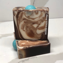 Load image into Gallery viewer, Vanilla Swirl soap