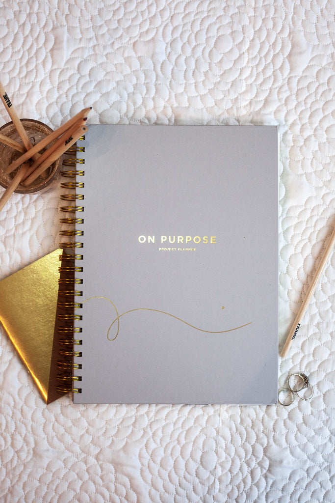 On Purpose | Project Planner