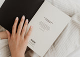 Personalised Black Softcover notebooks 3 Pack