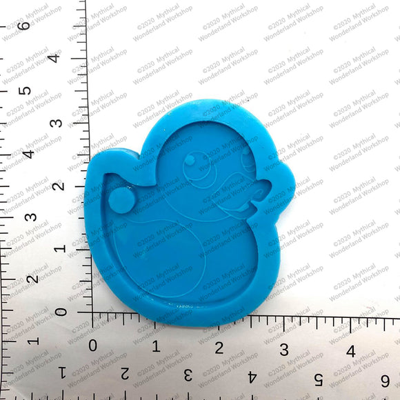 GG the Duck - Silicone Mold