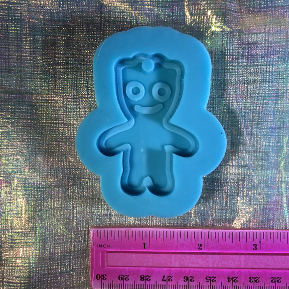 Sour Candy Kid Silicone Mold