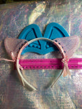 Cat Ear for Headband - Silicone Mold