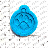 Memorial Paw silicone Mold
