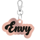 Engraved Pet name Tag