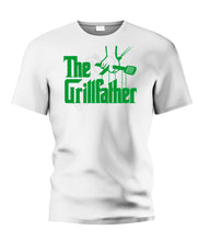 Load image into Gallery viewer, Father's Day T-Shirt - The Grill Father