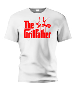 Father's Day T-Shirt - The Grill Father