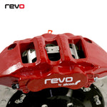 REVO | BIG BRAKE KIT | MONO 6 | VW GOLF MK5/6 CHASSIS |  GTI | R | AUDI S3 | BBK