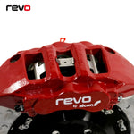 REVO | FORD FOCUS RS MK2 | BIG BRAKE KIT | MONO 6 | BBK