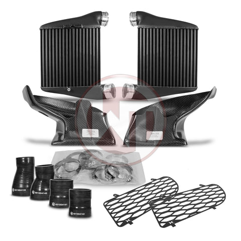 Wagner Tuning Audi RS4 B5 EVO 2 Competition Intercooler + Piping + Carbon Ducts Kit - 200001140