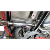 Holden Corsa D 1.6 SRI (10-14) Cat Back Performance Exhaust