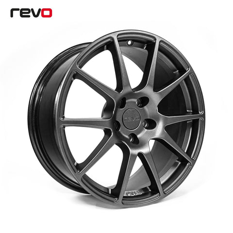 REVO | RV018 | WHEELSET 18 X 8 5 X 100 ET35 57.1MM CB