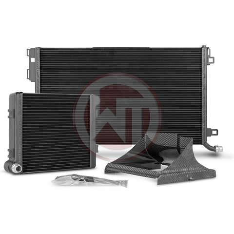 Wagner Tuning Mercedes Benz C63 C63S W205 AMG Competition Radiator Kit - 400001004