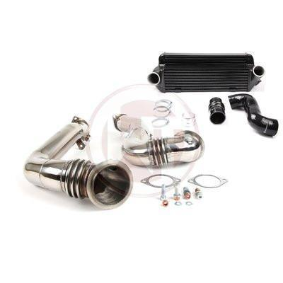 Wagner Tuning BMW E-series N54 Competition EVO2 IC + Catless DP Package - 700001009