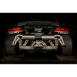 Audi R8 5.2 V10 Gen 1 (Facelift) (2013-15) Valved Cat Back Performance Exhaust