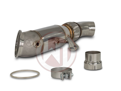 Wagner Tuning BMW F-series B58 Downpipe Catted - 500001027BMW