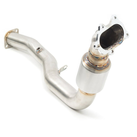 Subaru WRX STI 2.5 (14-19) Sports Cat / De-Cat Front Downpipe Performance Exhaust