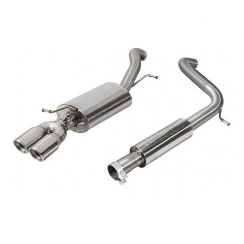 Audi A1 1.4 TFSI 150PS (15-17) Cat Back Performance Exhaust