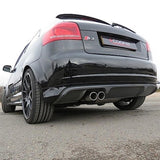 Audi S3 (8P) Quattro (5 Door) Cat Back Performance Exhaust