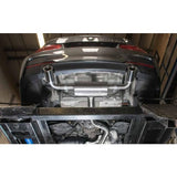 BMW 330D (F30 LCI) Dual Exit 340i Style Exhaust Conversion