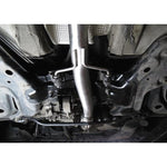 Citroen DS3 1.6 THP Cat Back Performance Exhaust
