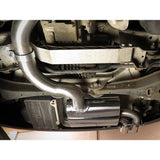 Audi A3 (8P) 2.0 TFSI Quattro (3 Door) Cat Back Performance Exhaust