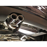 Audi A3 (8P) 2.0 TFSI Quattro (3 Door) Turbo Back Performance Exhaust